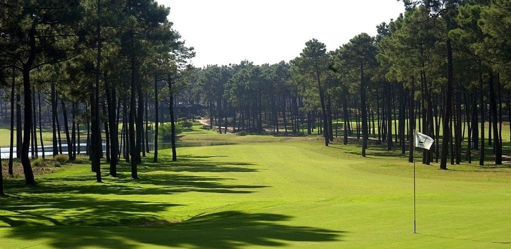 Un des meilleurs golf de la region de Lisbonne