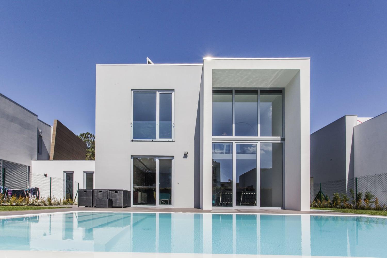 Plan face maison Villa Feria Portugal