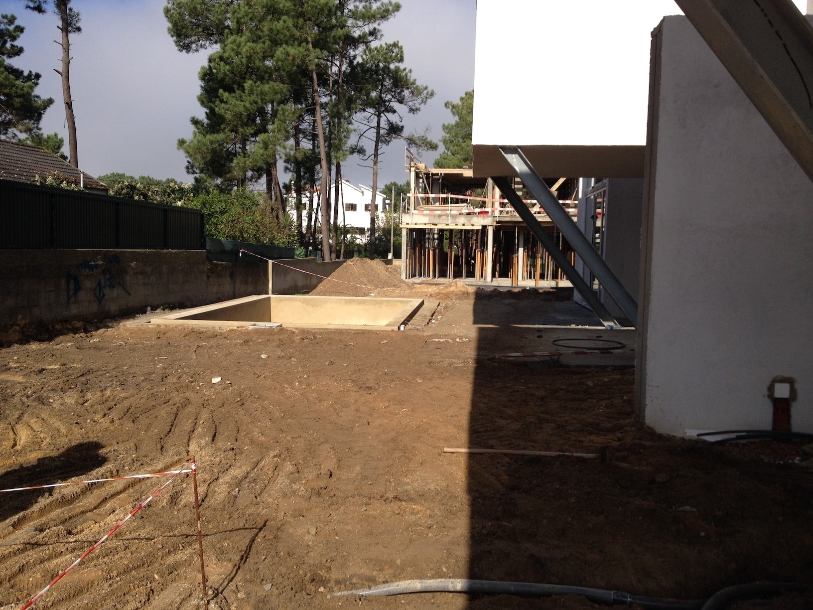 Cout construction maison portugal for Cout construction villa