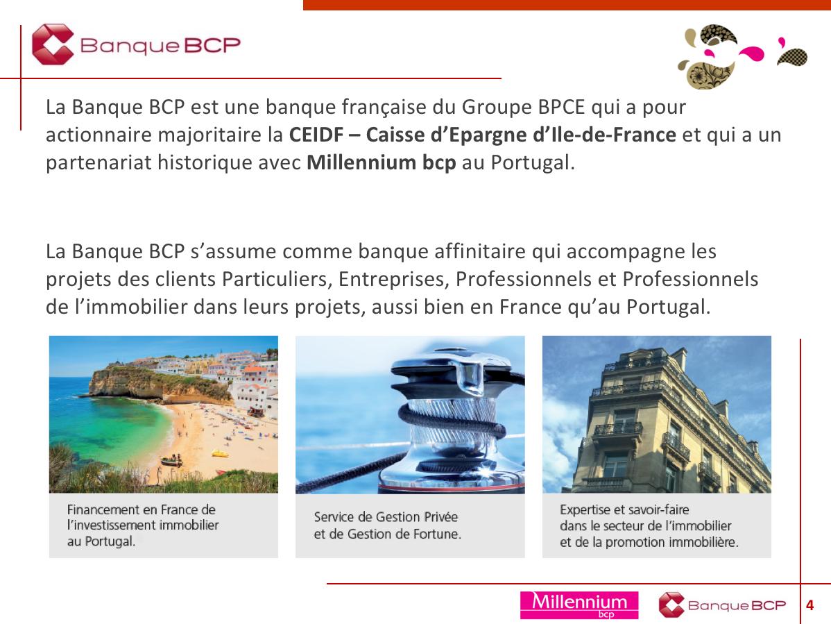Offre banque BCP 2