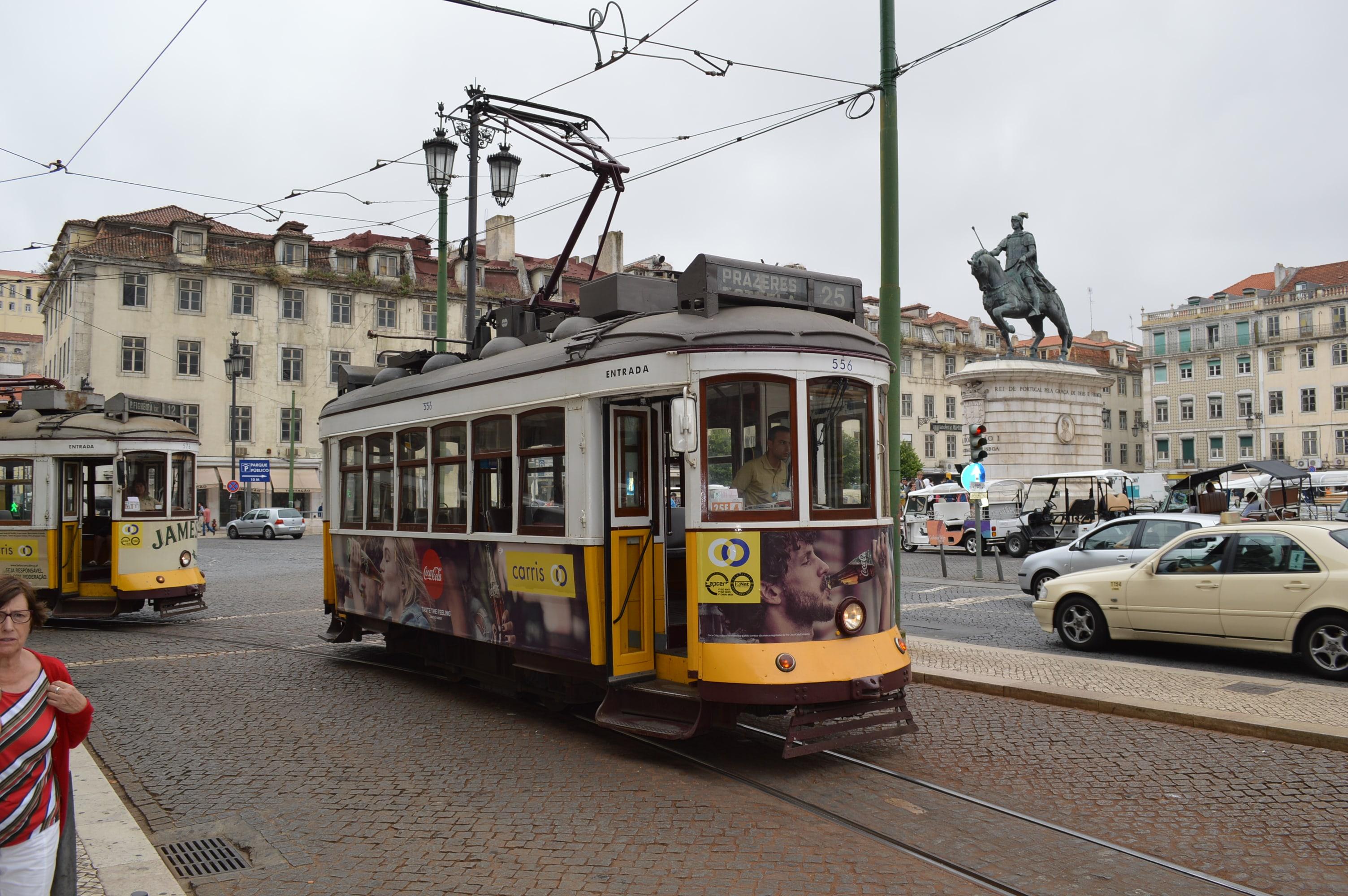 Tramway Lisbonne 2